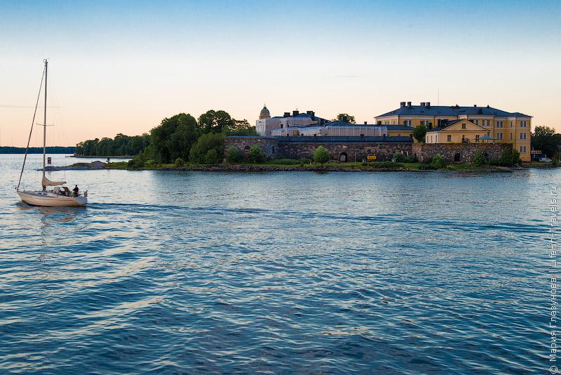 Крепость Суоменлинна (Свеаборг)