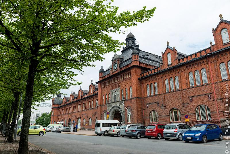 Здание бывшей таможни