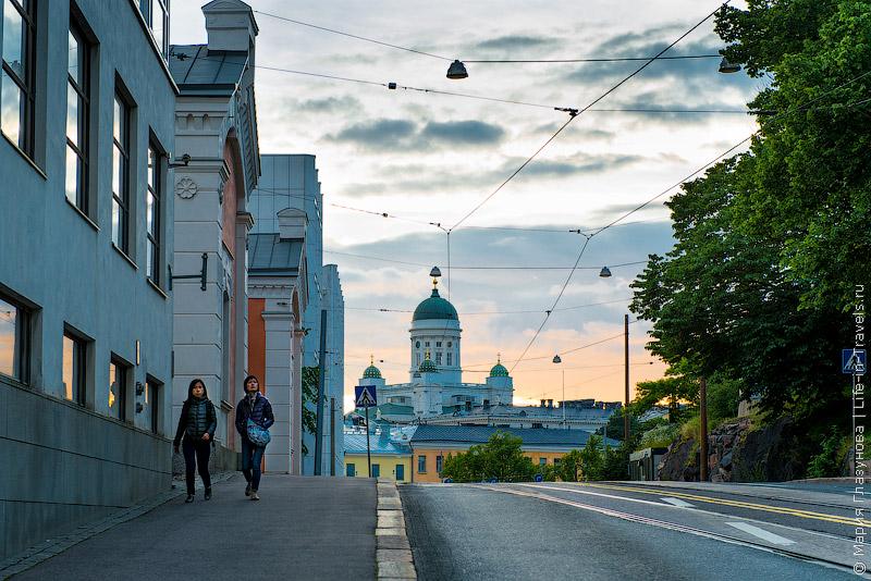 Кафедральный собор (Helsinki Cathedral)