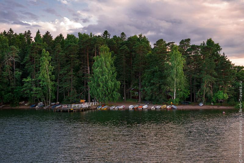 Моской круиз в Хельсинки