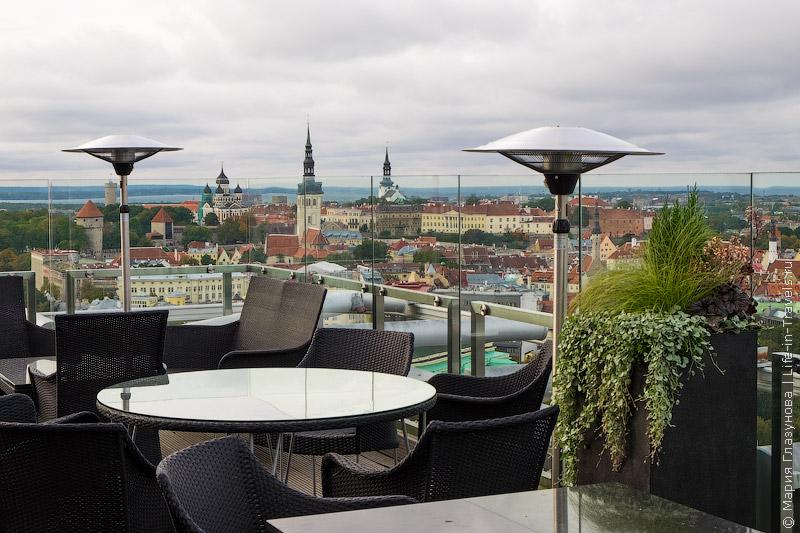 Отель Radissin Blu Tallinn, Таллин, Эстония