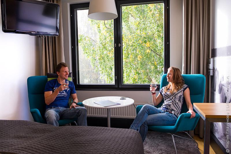 Отель Radissin Blu Espoo