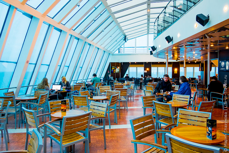 Паром между Хельсинки и Таллином – Tallink