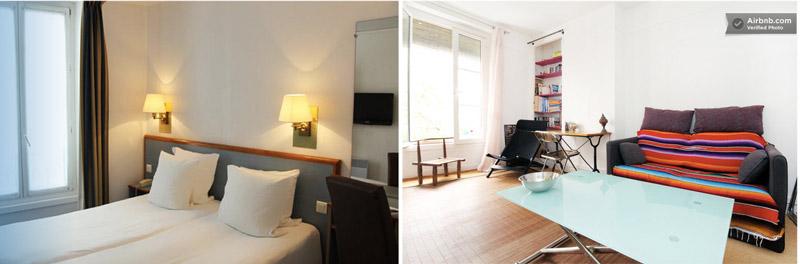Отели vs airbnb