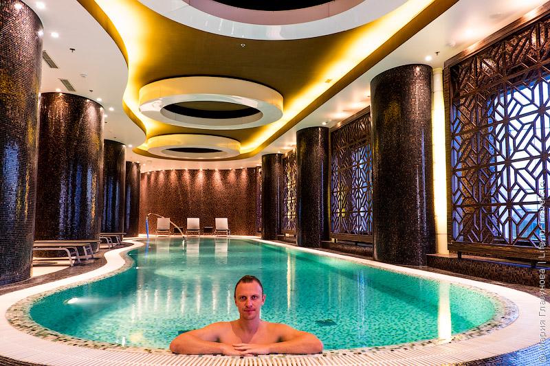 Отель Swissotel Tallinn, Таллин, Эстония