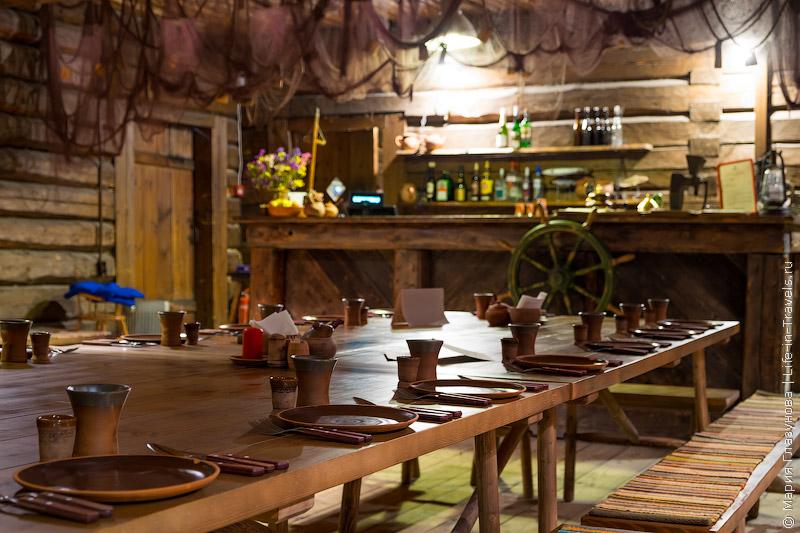 Altja Korts- кафе в деревушке Алтья