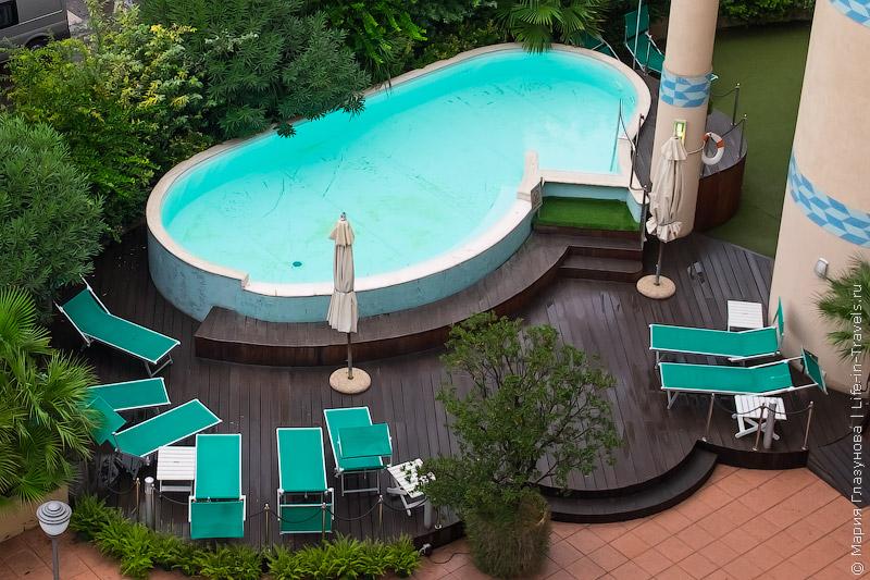 Savoia Hotel Rimini – отель на берегу Адриатики в Римини