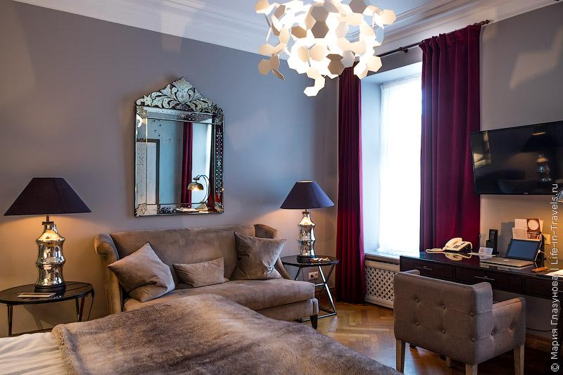 St.Petersbourg Hotel (Отель Санкт-Петербург 5* в Старом городе), Таллин, Эстония