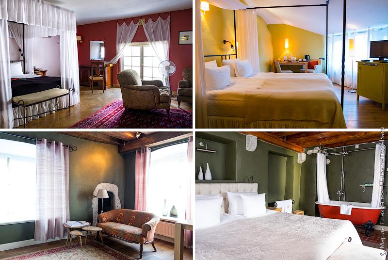 The Three Sisters Hotel (Отель Три сестры 5*), Таллин, Эстония