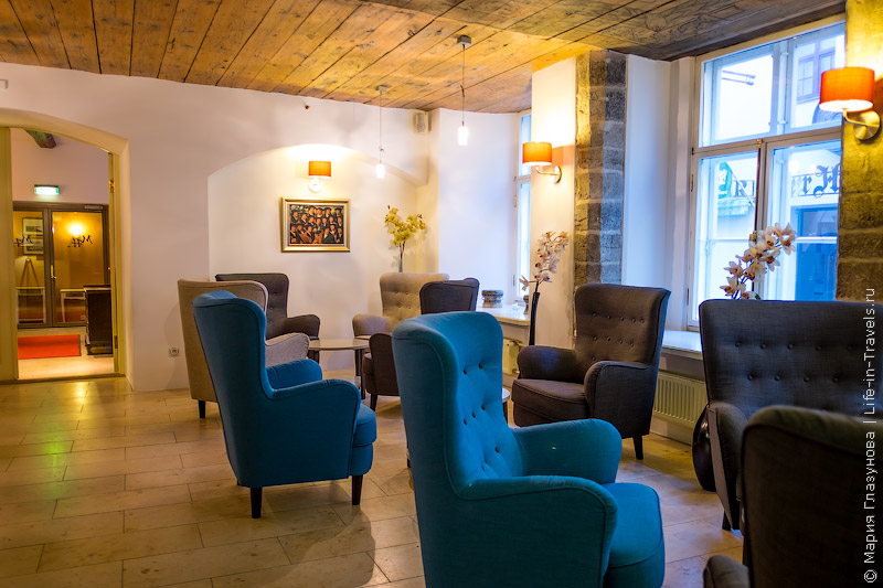 Отель Merchants House Hotel 4*, Tallinn, Таллин, Эстония