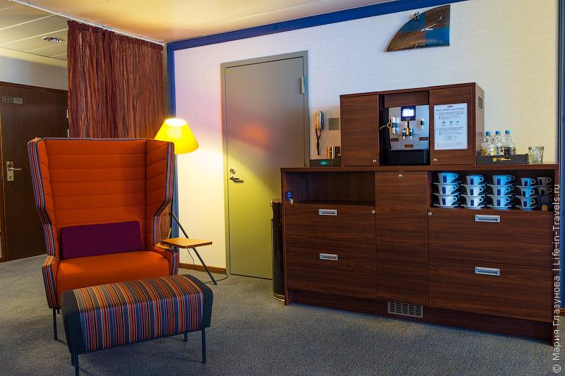 Отель Solo Sokos Hotel Estoria в Таллине