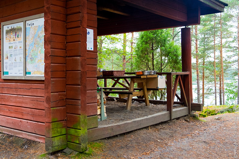 Национальный парк «Теийо» (Teijo national park)