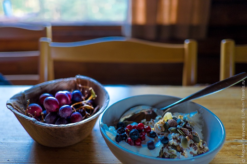 Завтрак в берлоге