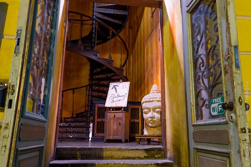 Индийский ресторан Elevant в Таллине