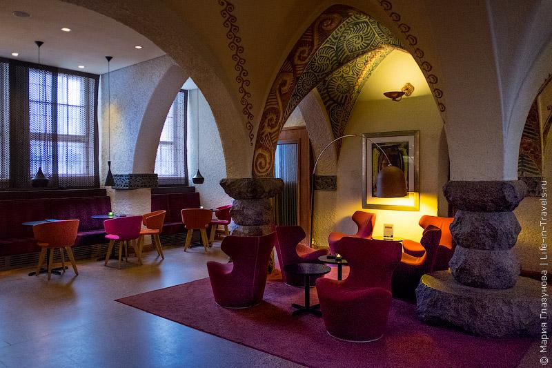 GLO Hotel Art, Helsinki – Отель в замке в центре Хельсинки