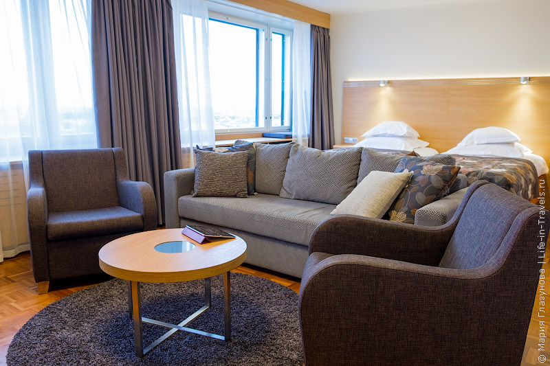 Original Sokos Hotel Viru 4* Tallinn – легендарный отель Viru в Таллине