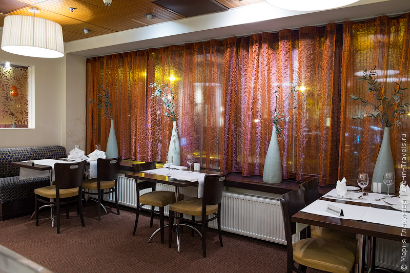 Restaurant Senso, Таллин, Эстония