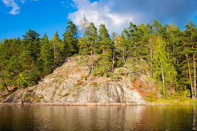 Sea & Mountain adventures – активные выходные в парке Нууксио, Финляндия