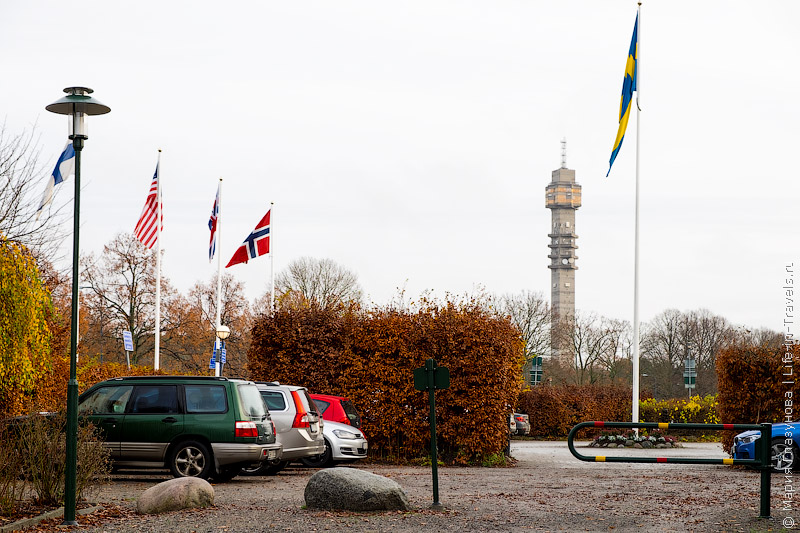 Villa Källhagen Stockholm – отель на лоне природы в Стокгольме