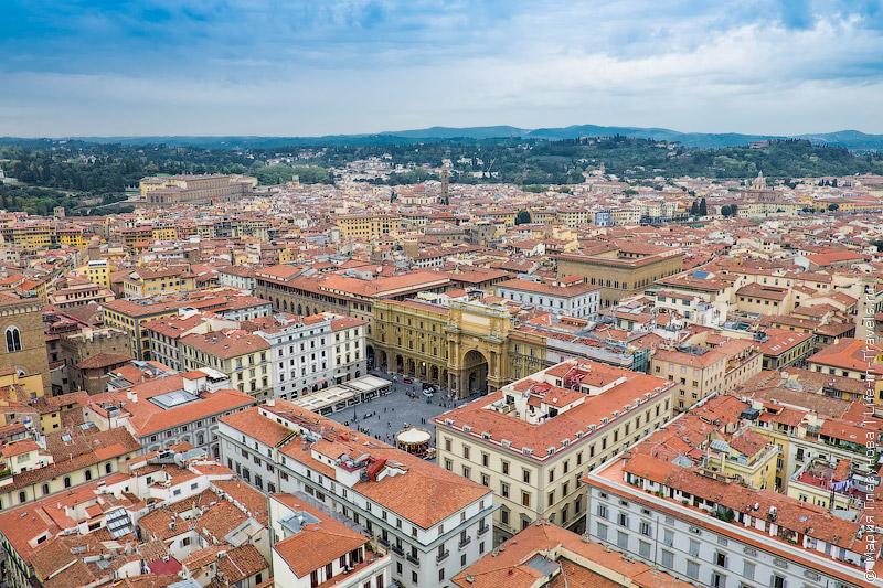 Дуомо во Флоренции – собор Санта-Мария-дель-Фиоре, Тоскана, Италия