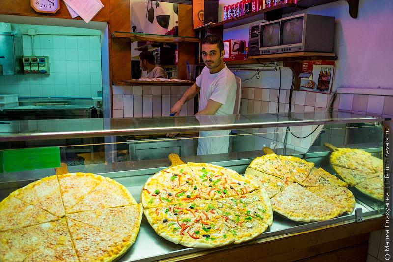 Пицца во Флоренции