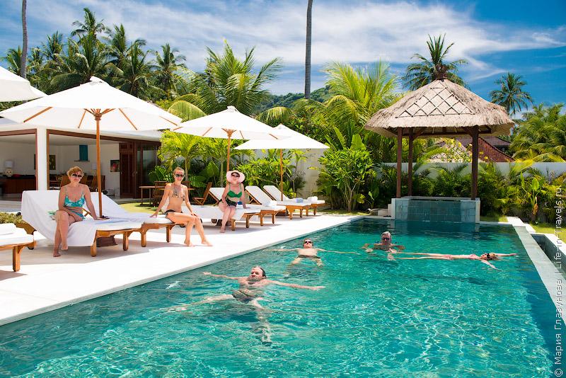 Виллы на Бали