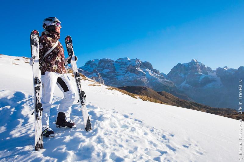Итальянкие Альпы