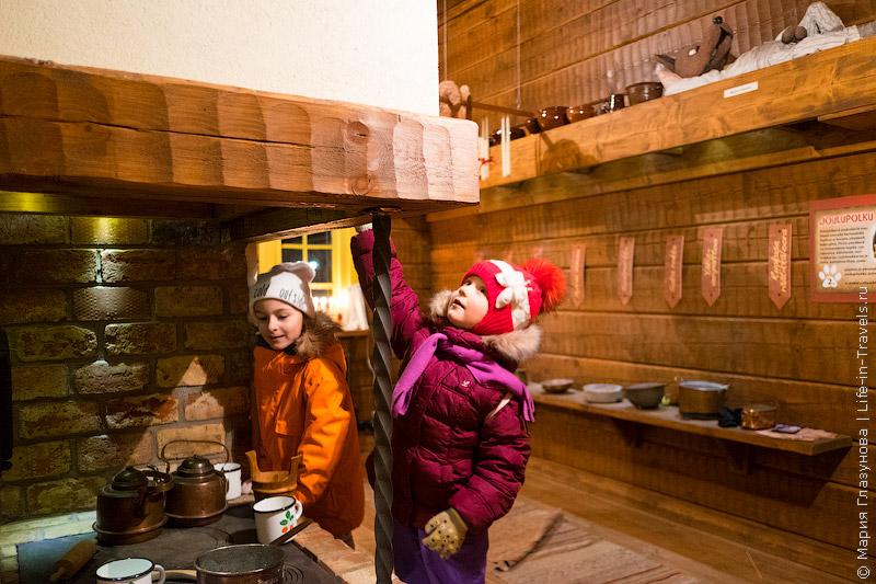 Финская сказочная деревня Койрамяки в Тампере