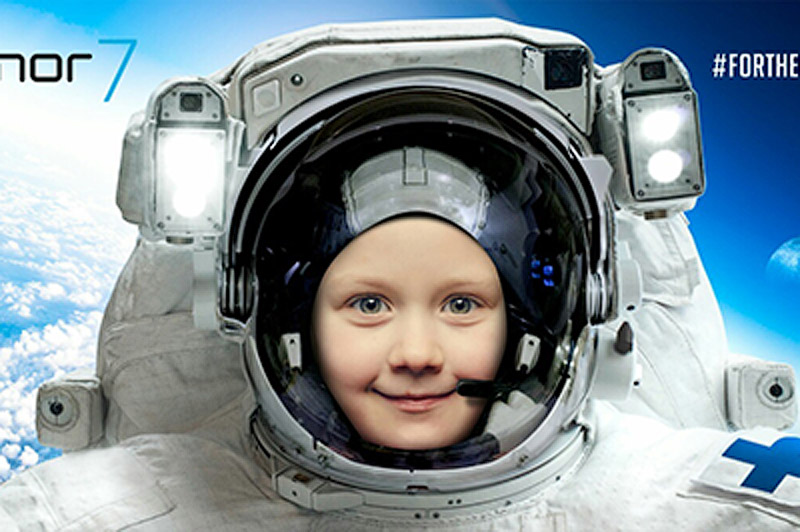 Настя-космонафт
