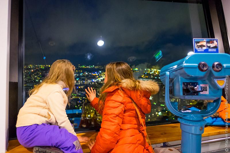 Смотровая башня Нясиннеула в Тампере