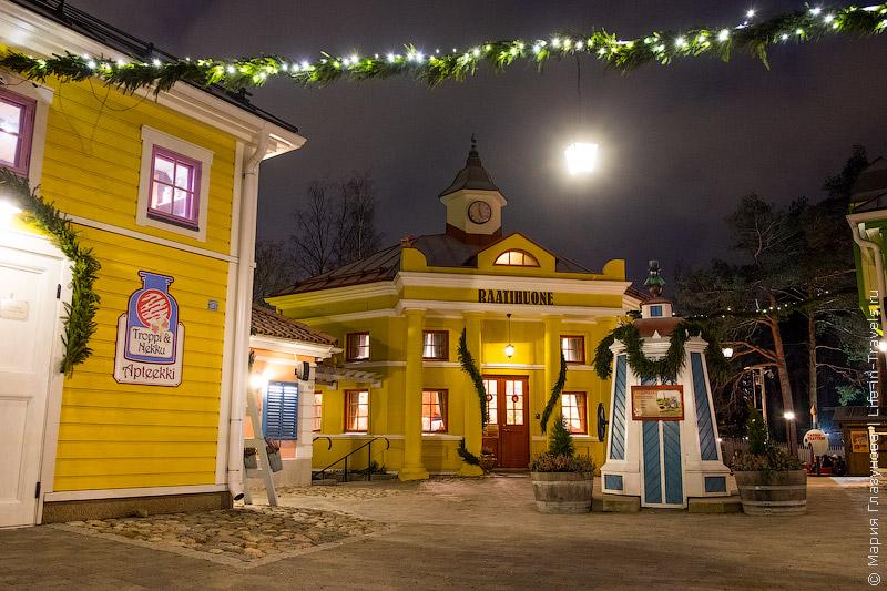 Сказочная деревня Койрамяки
