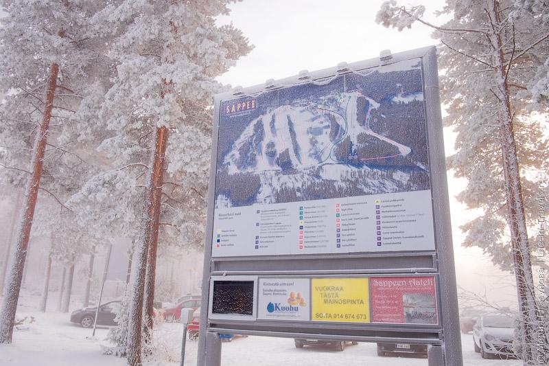 Горнолыжный курорт Саппее (Sappee) в Финляндии – самый ближайший к границе с РоссиейГорнолыжный курорт Саппее (Sappee) в Финляндии – самый ближайший к границе с Россией