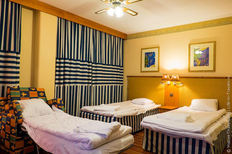 Аквапарк и Спа-отель 4* Rantasipi Eden (Рантасипи Эден) в Тампере