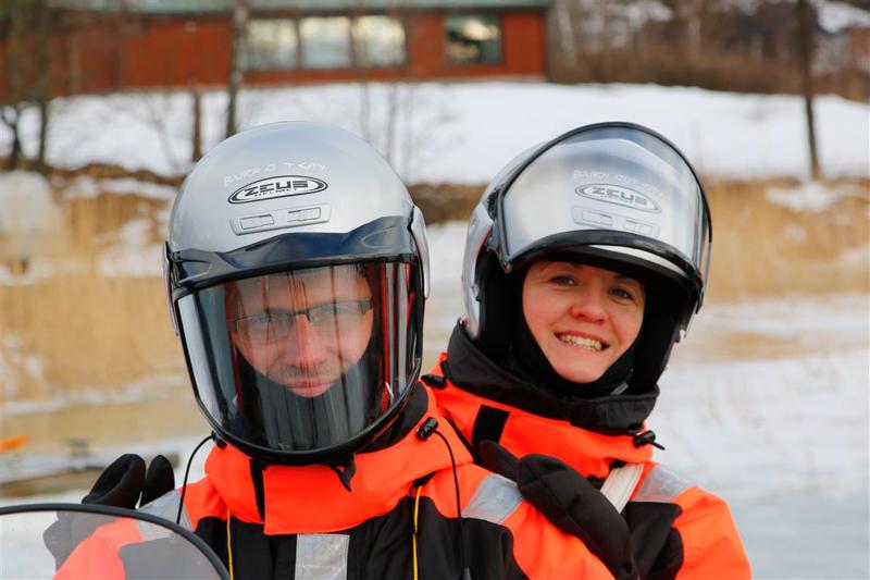 В Хельсинки зимой