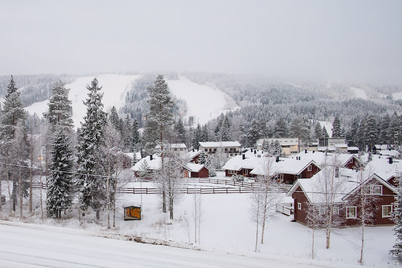 Коттеджи в Тахко, Финляндия