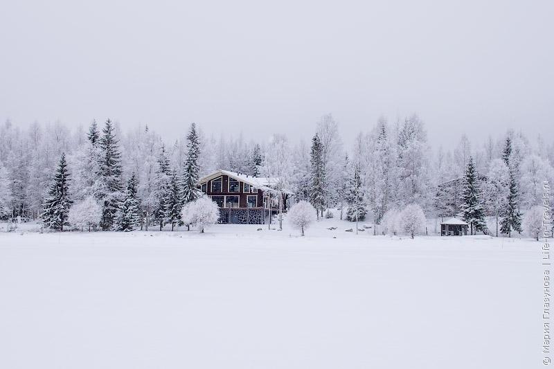 Тахко, Финляндия