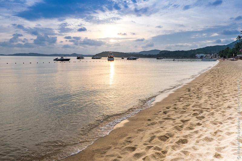 Пляж Бопхут, Таиланд