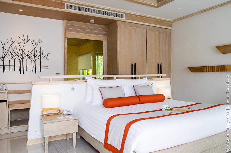 Bandara Resort & Spa – отель на Самуи, пляж Бопхут, Таиланд