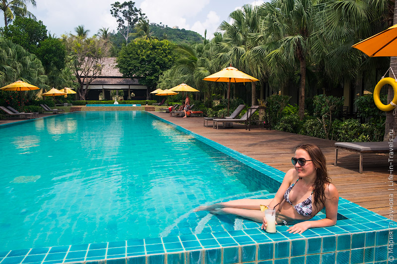 FОтель Movenpick Resort Laem Yai Beach Samui 5* Самуи, Таиланд