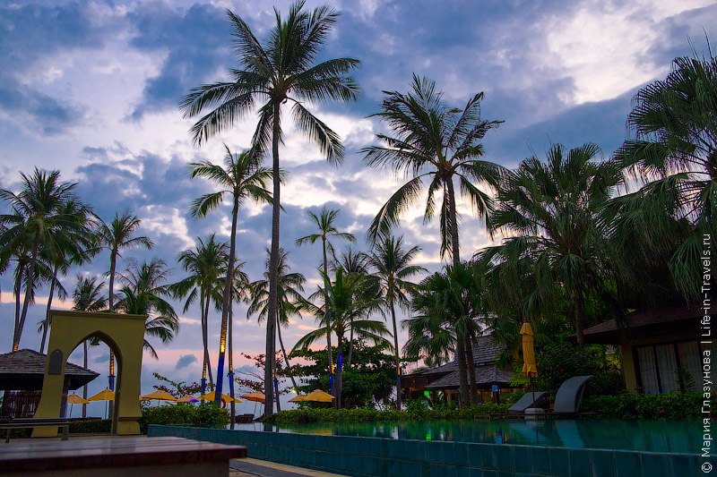 Отель Movenpick Resort Laem Yai Beach Samui 5* Самуи, Таиланд