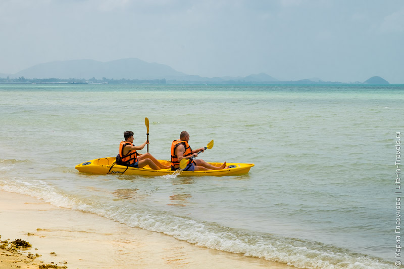 Movenpick Resort Laem Yai Beach Samui 5* Самуи, Таиланд