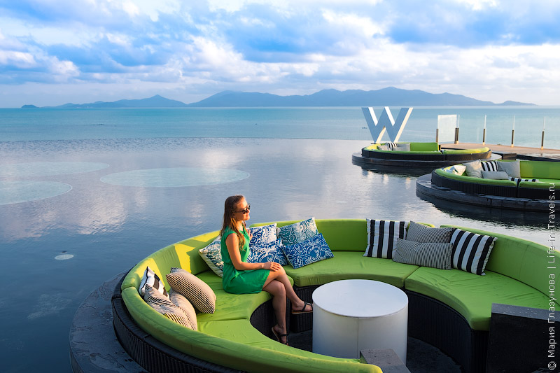 Виллы W Retreat Koh Samui 5*, Самуи, Таиланд