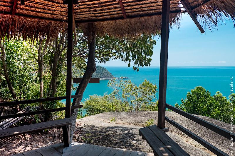Panviman Resort Koh Phangan, пляж Тонг Най Пан Ной, Панган, Таиланд