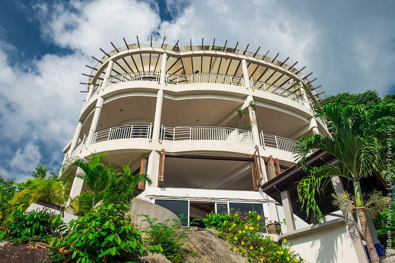 Sunset hill Koh Phangan – аппартаменты на холме с шикарной морской панорамой Таиланд, Панган