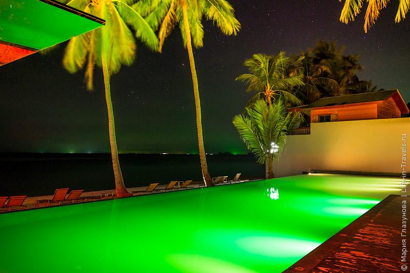 The Coast Resort Koh Phangan – молодежный отель на Хаад Рине, Панган, Таиланд