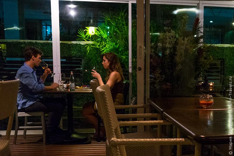 Restaurant Le Du (a member of Secret Retreats) - ресторан высокой кухни в Бангкоке
