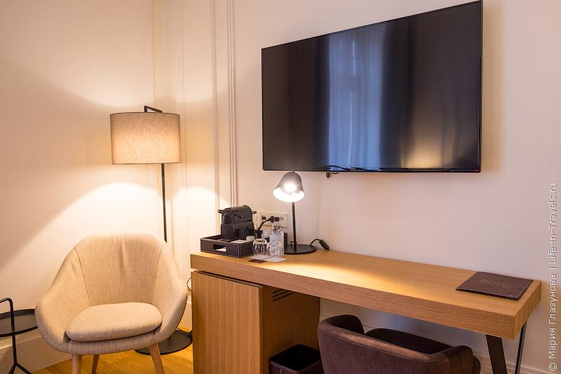 BoHo Prague Hotel - новый бутик-отель в самом центре Праги, Чехия