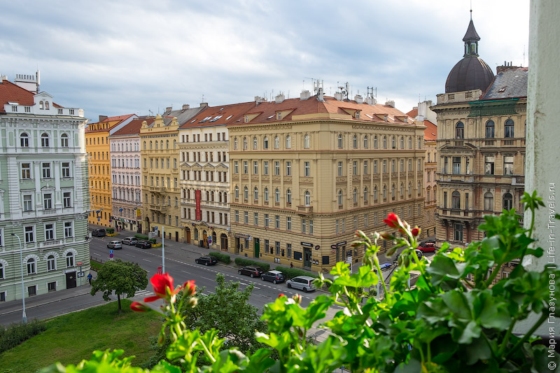 Green Garden Praha Hotel – хороший отель рядом с центром, Прага, Чехия