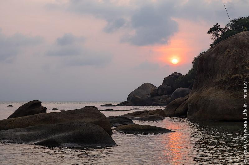 Пляж Тонгтакиан, Самуи