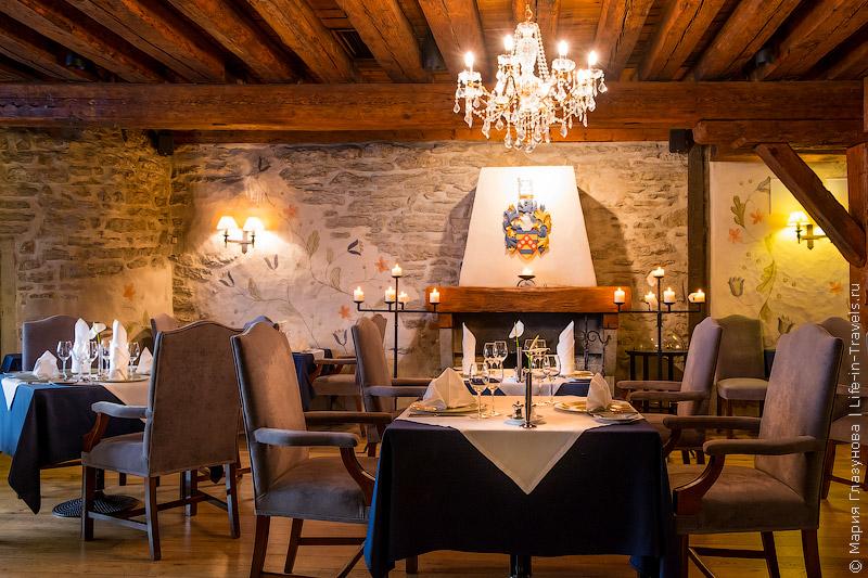 Где поесть в Таллине – наши рекомендации ресторанов